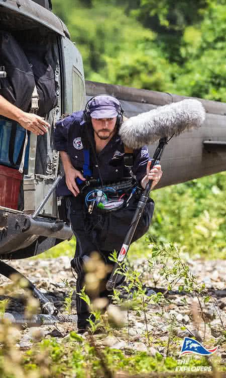 Team Explorers Sylvain TEISSIER
