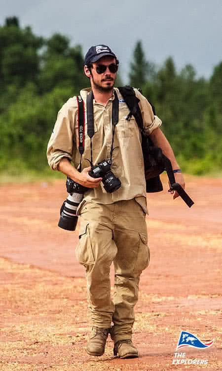 Team Explorers Valentin PACAUT